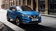 Nissan Qashqai   ยอดจดทะเบียนรวม 34,910 คัน และถือเป็นรถยนต์ SUV ที่มีการขยายตัวมากในตลาดรถยนต์ SUV ฝั่งยุโรป  - 4