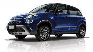 """รถแบบรุ่นพิเศษอย่าง """"Mirror edition Model"""" นั้นจะมาพร้อมกับการเปิดตัวในรถอย่าง """"Fiat 500X Cross Model"""" - 2"""