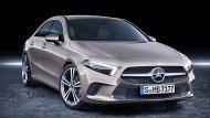 หลังจากที่ Mercedes-Benz ได้แนะนำ All-New Mercedes-Benz A-Class 2018 (W177) ตัวถัง 5 ประตู แฮตช์แบ็กให้ทั่วโลกได้ยลโฉมไปก่อนเมื่อช่วงต้นปีที่แล้ว จากนั้นตามด้วย All-new Mercedes-Benz A-Class L Sedan 2018 (Z177) ตัวถัง 4 ประตู ซีดาน  - 1