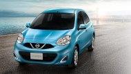 Nissan March 2018 รถยนต์อีโคคาร์ขนาดเล็ก ที่มีรูปทรงภายนอกโค้งมนเป็นเอกลักษณ์เฉพาะตัว ใส่ความเป็นสไตล์สปอร์ตเล็กๆ ลงไปอย่างลงตัว ให้อัตราเร่งดีเยี่ยม ราคา NISSAN MARCH 2018 เริ่มต้นที่ 420,000 บาท - 3