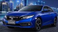 """Honda Civic """"โฉบเฉี่ยว ปราดเปรียว หรูหรา สไตล์สปอร์ต"""" ราคารถยนต์มือสองปี 2018 สูงสุด  1,169,000 บาท  - 8"""