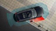 กล้องแบบ 360° ที่แสดงภาพจากมุมสูงรอบคันด้วยความละเอียดสูง  ซึ่งจะมีกล้องอยู่ทั้งหมด 4 ตัว คือ 2 ตัวที่กระจกมองข้าง, 1 ตัวที่ด้านหน้ารถ และอีก 1 ตัวที่ด้านหลัง  - 5