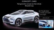 Mitsubishi e-evolution concept  - 3