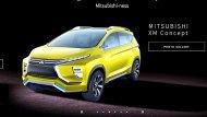 Mitsubishi xm concept  - 1