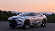 ดีไซน์ที่ล้ำยุคในตัวรถต้นแบบไฟฟ้า  e-evolution concept  - 4