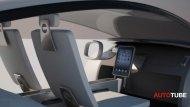 ห้องโดยสารภายในรถยนต์ ใน Project Titan ของ Apple  - 7