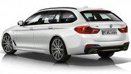 ไฟท้ายที่เป็นเอกลักษณ์ของ BMW ด้วยดีไซน์รูปตัว L - 3