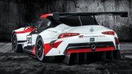 หลังจากมีภาพทีเซอร์ปล่อยออกมาก่อนหน้านี้ ล่าสุด Toyota GR Supra Racing Concept ก็ถูกเปิดตัวอย่างเป็นทางการ - 2