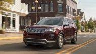 ราคา Ford Explorer 2020 เริ่มต้นที่ 1.046 ล้านบาท - 8