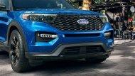 Ford Explorer 2020 ออกแบบให้กระจังหน้าดูหนาเพื่อสะท้อนให้เห็นถึงความแข็งแกร่งและบึกบึน ในความเป็นสไตล์สปอร์ตมากขึ้น - 10