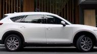 Mazda CX-8 (2019) รถยนต์อเนกประสงค์สไตล์สปอร์ตสุดหรูที่มาพร้อมกับขุมพลัง SKYACTIV-G 2.5 และระบบ GVC Plus ราคา  Mazda CX-8 (2019) เริ่มต้นที่ 1,031,000  บาท - 8