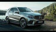 Mercedes-Benz GLE SUV 2019 รถยนต์ SUV ที่พร้อมออกลุยไปกับคุณในทุกสภาพถนน แข็งแกร่งบึกบึนมากกว่าที่คุณคิด ราคา Mercedes-Benz GLE SUV 2019 เริ่มต้นที่ 4,760,000 บาท  - 9