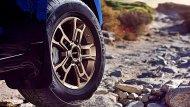 พร้อมโลโก้ Toyota แบบวินเทจที่ดุมล้อ นั้นได้รับการตกแต่งด้วยสีทองแดง - 3