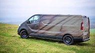 Nissan NV300 Concept-van นี้เป็นผลงาน Bespoke ของ Nissan UK เพื่ออวดความมหัศจรรย์ของ Nissan NV300 รถตู้เชิงพาณิชย์ขนาดกลาง (Light Commercial Vehicle) หรือบางตลาดเรียก Minibus - 1