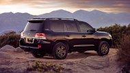 รวมถึงเสา D ยังติดตรา Toyota สร้างความรู้สึก Rusty หรูหราและแปลกตายิ่งกว่า Toyota Land Cruiser 2019 ปกติ - 4