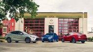 หรืออย่างช้าคงไม่เกินปี 2020 นอกจากนี้ Car and Driver ยังระบุด้วยว่า All-new Mazda 2 ปี 2020 จะพัฒนาบนพื้นฐาน All-new Toyota Yaris ตัวถังแฮตช์แบ็ก 5 ประตู - 7