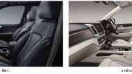 ภายในห้องโดยสาร Ssangyong Rexton 2019 ตกแต่งเน้นโทนสีเรียบหรูและดูแข็งแกร่งให้สอดรับกับสมรถนะของตัวรถด้วยโทนสีดำและโทนสี Ivory (สีงาช้าง)  - 12