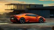Lamborghini เปิดตัวรถใหม่รับปีศักราช 2019 ด้วย Lamborghini Huracan EVO  - 2