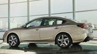Subaru Global Platform ใหม่ ช่วยให้รถซีดานขนาดกลางอย่าง All-new Subaru Legacy 2020 มีโครงสร้างที่แข็งแกร่งทนการบิดตัวมากขึ้นพอสมควรในหลาย ๆ จุด  ด้วยการใช้เหล็ก Ultra-High-Tensile-Strength ซึ่งมีผลต่อการขับขี่อย่างมาก รวมถึงระบบกันสะเทือนก็แข็งแรงมาก - 4