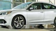 Subaru เปิดตัวโฉมใหม่ เจเนอเรชั่นที่ 7 ของ Subaru Legacy ที่งาน Chicago Auto Show 2019 ซึ่งเป็นโฉมใหม่และพัฒนาบน Subaru Global Platform พร้อมเดินตามปรัชญาการออกแบบล่าสุด Dynamic x Solid เพื่อให้ All-new Subaru Legacy 2020 ดูน่าประทับใจ - 1