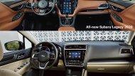 ภายใน All-new Subaru Legacy 2020 เข้าสู่ยุค Digitalization ในแบบ Tablet-Style - 7