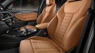 ภายในห้องโดยสาร BMW X3 2019 ตกแต่งอย่างหรูหราด้วยวัสดุคุณภาพระดับเพรียม  - 3