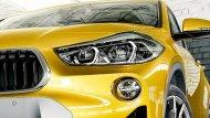 เพิ่มความโฉบเฉี่ยว และปราดเปรียวให้กับ BMW X2 2019 ด้วยไฟหน้าแบบ LED ดีไซน์ใหม่  - 3