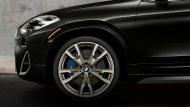 เสริมความเป็นสปอร์ตให้กับ BMW X2 2019 ด้วยลายล้อแม็คลายใหม่ขนาด 19 นิ้ว ที่มีโลโก้ BMW ติดอยู่ตรงกลางล้อแม็ค และเบรก M Sport สีน้ำเงินทำให้ดูสวยโดดเด่นสะดุดตามากยิ่งขึ้น - 7