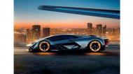 จากการรายงานของเว็บไซต์ Motoring ของออสเตรเลียระบุว่า รถไฮเปอร์คาร์ ไฮบริด รุ่นพิเศษของ Lamborghini ภายใต้ชื่อโปรเจกต์ LB48H และอ้างอิงดีไซน์ตามแบบ Lamborghini Terzo Millennio Concept จะเปิดผ้าคลุมเจ้าซูเปอร์กระทิงไฮบริดรุ่นนี้ที่งาน Frankfurt Motor  - 2
