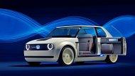 Honda EV รุ่นแรกของ Honda จะเป็นรถยนต์ไฟฟ้าที่มินิมอล เล็ก กะทัดรัด ประหยัดพื้นที่และแน่นอนเป็นมิตรกับสิ่งแวดล้อม เหมาะกับไลฟ์สไตล์คนเมือง - 8