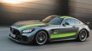 Mercedes-AMG เปิดตัว 2 รุ่นใหม่ GT R และ AMG GT C - 1