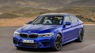 การทำงานของ BMW M5 จะร่วมกับเกียร์อัตโนมัติแบบ 8 จังหวะ - 7