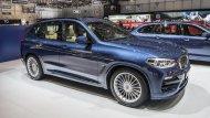 Alpina XD3 คันนี้ เป็นการนำรถ Compact Crossover ตัวหรู BMW X3 มาทำการปรับปรุงใหม่ให้แรงและซิ่งกว่าเดิม  - 3