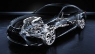 Lexus RC 300  F SPORT มาพร้อมกับเครื่องยนต์ ทรงพลังขนาด 3.5 ลิตร V6 ให้กำลังสูงสุด 245 แรงม้า ความเร็วสูงสุด 230 กม./ชม. ทำความเร็ว 100 กม./ชม. ภายใน 7.5 วินาที - 10