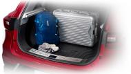 TRUNK TRAY ถาดวางสัมภาระบริเวณท้ายรถ  เพื่อช่วยป้องกันความเปียกชื้นและรอยขีดข่วนทั้งกับตัวรถและสัมภาระ  แถมยังทำความสะอาดได้ง่ายอีกด้วย - 9