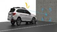 Subaru Forester ติดตั้งเทคโนโลยี Subaru Eyesight ที่สามารถช่วยลดอัตราการชนกับรถคันหน้าได้มากถึง 86 เปอร์เซ็นต์  - 12