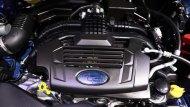 Subaru Forester รุ่นปรับโฉม 2019 ติดตั้งเครื่องยนต์เบนซิน Boxer 4 สูบ DOHC 16 วาล์ว ขนาด 2.0 ลิตร ให้กำลังสูงสุด 156 แรงม้า ที่ 6,000 รอบ/นาที แรงบิดสูงสุด 196 นิวตัน-เมตร ที่ 4,000 รอบ/นาที ส่งกำลังด้วยระบบเกียร์อัตโนมัติ Lineartronic CVT 7 สปีด  - 8