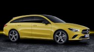 Mercedes-Benz CLA Shooting Brake 2019 ใหม่ แวกอนหรูรุ่นเล็กเผยโฉมแล้ว - 1