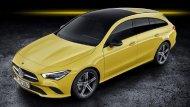 Mercedes-Benz CLA Shooting Brake ถูกพัฒนาต่อมาจากรุ่นคูเป้ 4 ประตู - 3
