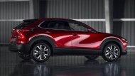 Mazda CX-30 ถูกพัฒนาขึ้นบนพื้นฐานเดียวกับ  Mazda3 - 3