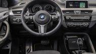 BMW X2 sDrive20i M Sport X 2019 เพิ่มความสปอร์ตเร้าใจด้วยพวงมาลัยมัลติฟังก์ชั่นหุ้มหนัง แบบ M Sport ติดตั้งปุ่มควบคุมเครื่องเสียงบนพวงมาลัยพร้อมปุ่ม LIM จำกัดความเร็วของรถ  - 6