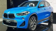 BMW X2 2019 ได้รับการติดตั้งกระจังหน้าสีดำแบบไตคู่ตกแต่งขอบกระจังหน้าด้วยโครเมี่ยม เสริมด้วยการติดตั้งชุดไฟหน้าแบบใหม่ล่าสุด Full LED พร้อมไฟส่องสว่างสำหรับการขับขี่กลางวันแบบ Daytime Driving Light และไฟตัดหมอกหน้า-หลัง - 11