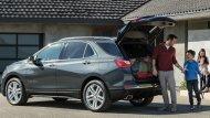 Chevrolet Equinox 2019 พร้อมมาคุณและครอบครัวออกเดินทางไปในทุกที่ สัมภาระมากแค่ไหวก็ไม่หวั่น - 1