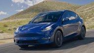 All-new Tesla Model Y 2020 ถูกพัฒนาบนแฟลตฟอร์มสเกตบอร์ดชิ้นเดียวกับ Tesla Model 3 ส่วนดีไซน์ไม่มีอะไรแปลกใหม่ ภาษาการออกแบบคงเดิม  - 3