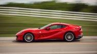 ซึ่ง Ferrari 812 Superfast เปิดตัวครั้งแรกของโลกที่งานเจนีวาเมื่อ 2 ปีที่ผ่านมา - 4