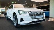 ตามด้วยรถยนต์จากเมืองเบียร์ อย่าง All-new Audi e-tron 2019 - 4