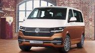 Volkswagen Caravelle T6  2019  อาจจะมีโอกาสจำหน่ายในไทยไม่ว่าจะช้าหรือเร็ว แต่จะใช่สเปก Caravelle แท้ หรือจะเป็น Transporter หรือไม่ต้องจับตากันต่อไป - 9