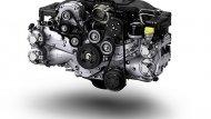 Subaru BRZ เติมเต็มทุกอัตราการเร่งผ่านขุมพลังเครื่องยนต์ Subaru Boxer แบบ DOHC ขนาด 2.0 ลิตร ให้กำลังสูงสุด 200 แรงม้า ที่ 7,000 รอบ/นาที แรงบิดสูงสุด 205 นิวตัน-เมตร ที่ 6,400-6,600 รอบ/นาที ส่งกำลังด้วยระบบเกียร์อัตโนมัติ 6 สปีด  - 3