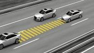 Toyota Camry 2019 มอบความปลอดภัยให้แก่ผู้ขับขี่ในทุกเส้นทางผ่านระบบแจ้งเตือนก่อนการชนด้านหน้า กล้องมองภาพด้านหลังขณะถอยจอดพร้อมแนะนำเส้นทางการถอย และระบบช่วยเตือนมุมอับสายตาที่กระจกมองข้างแบบ BSM  - 6