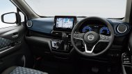 โทนสีภายในใน Nissan Dayz ที่แฝงไปด้วยความหรูภายใน เริ่มจาก โทนดำ - 5